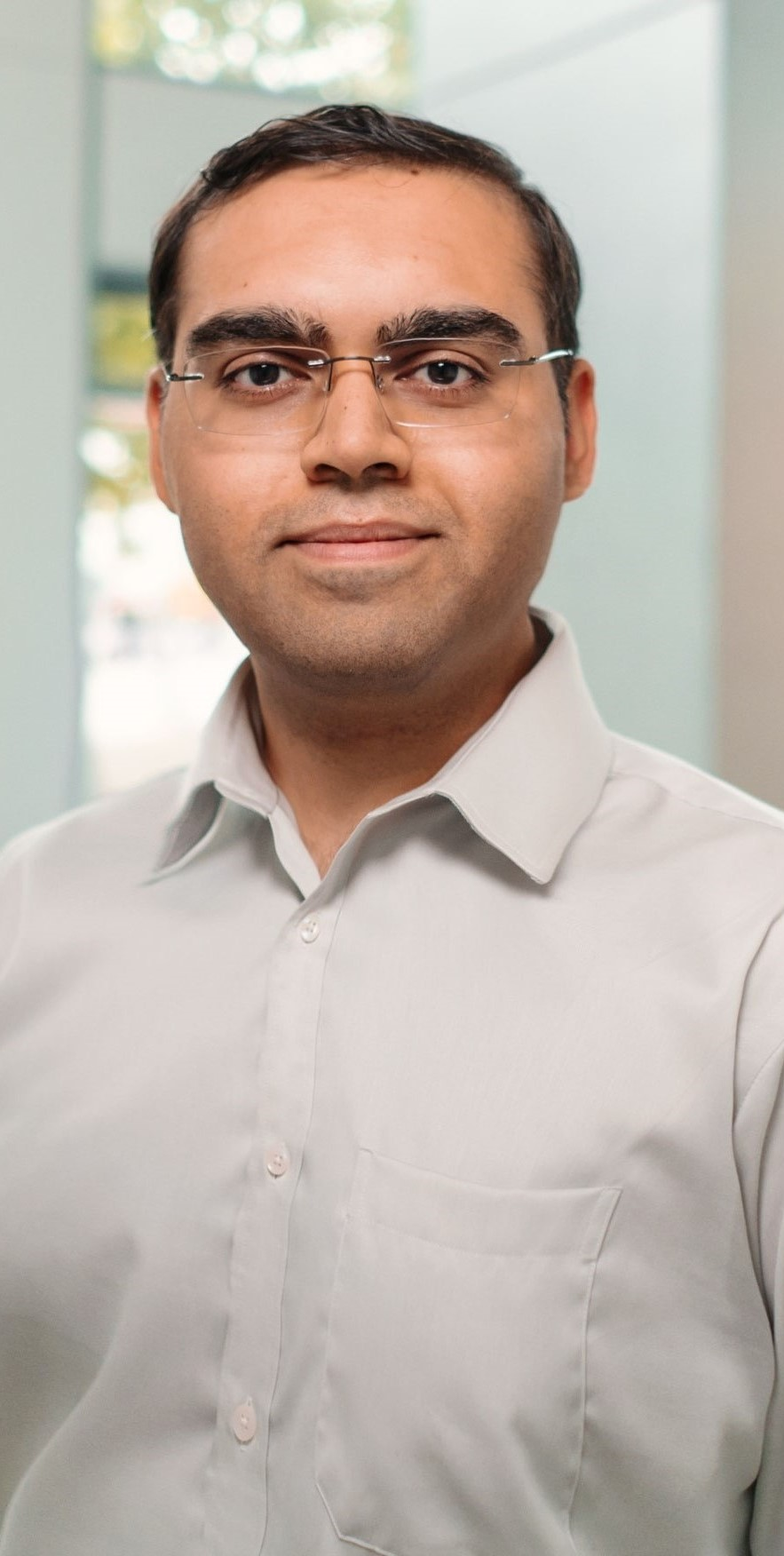 Sujay Charania, Institute of semiconductors and microsystems, TU Dresden